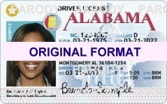 alabama Scannable fake id scannable fake identification buy fake ids and fake drivers license