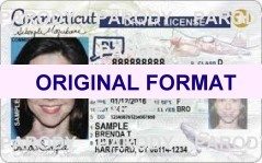 Connecticut fake scannable driver license fake id cards fake identity state id