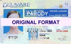 Delaware fake scannable driver license fake id cards fake identity state id
