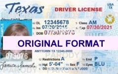 TEXAS FAKE IDS SCANNABLE FAKE TEXAS ID WITH HOLOGRAMS